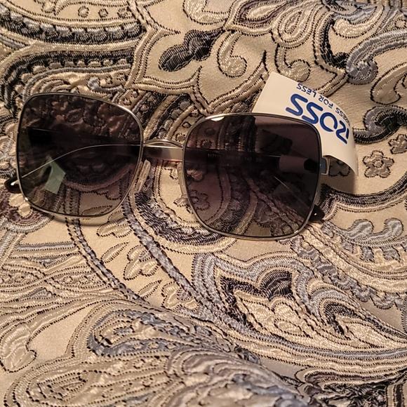 Michael Kors Sunglasses (white case)